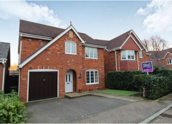 4 bed detached house for sale in Monmouth Grove, Milton Keynes MK4