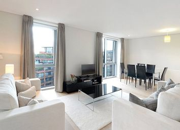 Thumbnail 2 bed flat to rent in Merchant Square East, Paddington