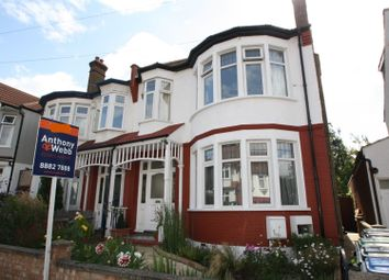 Thumbnail 2 bed flat for sale in Broomfield Avenue, Palmers Green, London