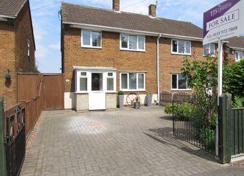 Thumbnail 3 bed semi-detached house for sale in Petersham Road, Long Eaton, Long Eaton
