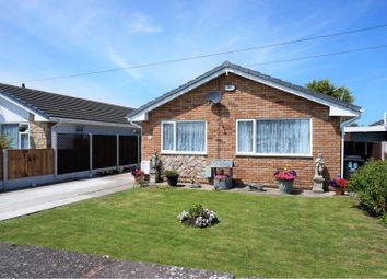 Thumbnail 3 bed detached bungalow for sale in Towyn Way West, Abergele