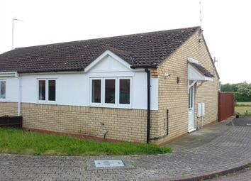 Thumbnail 2 bed semi-detached bungalow to rent in Mallard Drive, Caistor, Market Rasen