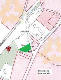 Thumbnail Land for sale in Trevarth Road, Carharrack
