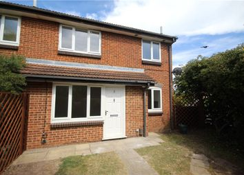 Thumbnail 1 bed property to rent in Ambleside Way, Egham, Surrey