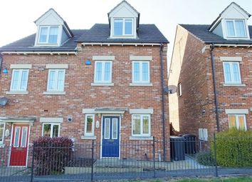 Thumbnail 3 bed town house for sale in Rowantree Road, Sheffield