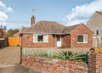 Thumbnail 2 bed detached bungalow for sale in Main Street, Hockwold, Thetford