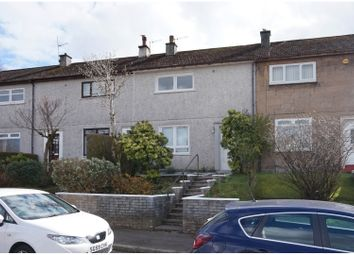 Thumbnail 2 bed terraced house for sale in Maple Road, Greenock