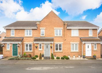 Thumbnail 3 bed town house for sale in Fleming Drive, Melton Mowbray