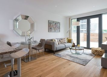Thumbnail 2 bed flat to rent in Whitbread House, London