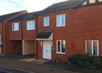 Thumbnail 3 bed semi-detached house to rent in Red Barn Road, Market Drayton