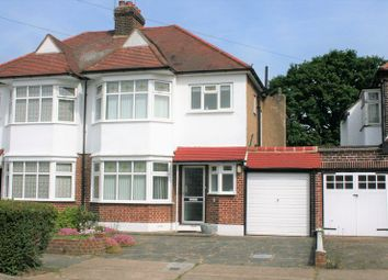 Thumbnail 3 bed semi-detached house for sale in Beauly Way, Rise Park, Romford