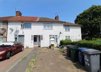 Thumbnail 2 bed terraced house for sale in Edrick Walk, Edgware, Middlesex