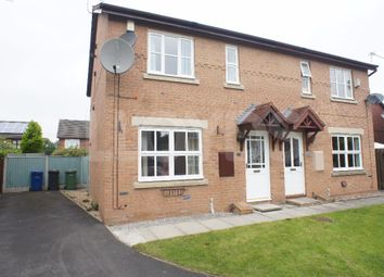 Thumbnail 3 bed semi-detached house to rent in Normanby Close, Bewsey, Warrington