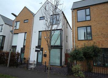 Thumbnail 4 bedroom semi-detached house to rent in Haven Street, Broughton, Milton Keynes