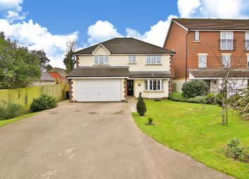 Thumbnail 4 bed detached house for sale in Blacktown Gardens, Marshfield, Cardiff