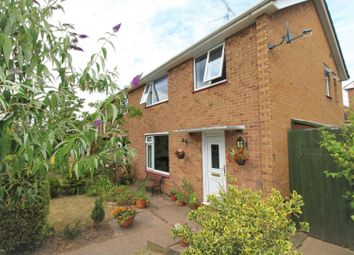 Thumbnail 3 bed semi-detached house for sale in Cloverdale, Cotgrave