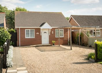 Thumbnail 3 bedroom detached bungalow for sale in West End, Brampton, Huntingdon