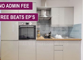 Thumbnail 2 bed flat to rent in Onyx Residence, 111 St Mary's Road, Sheffield