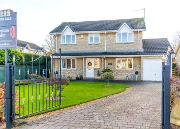 Thumbnail 4 bed detached house for sale in Teeside Close, Doncaster