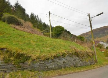 Thumbnail Land for sale in Building Plot Known As Hen Efail, (The Old Forge), Dinas Mawddwy, Powys