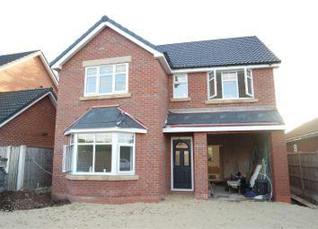 Thumbnail 4 bed detached house for sale in Kirklington Road, Bilsthorpe, Newark