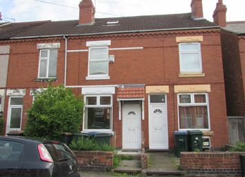 Thumbnail 3 bedroom terraced house to rent in St Michaels Road, Stoke, Coventry