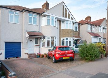 Thumbnail 5 bed semi-detached house for sale in Steynton Avenue, Bexley