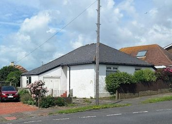 Thumbnail 2 bed detached bungalow for sale in Cranleigh Avenue, Rottingdean, Brighton
