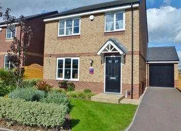 Thumbnail 4 bed detached house for sale in Off Tilling Drive, Stone