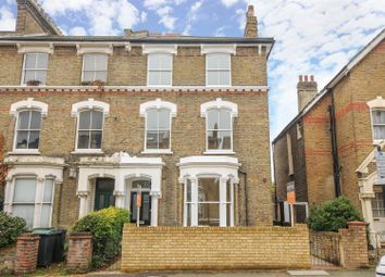 Thumbnail 3 bedroom flat to rent in Victoria Road, London