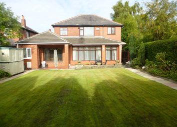 Thumbnail 4 bed detached house for sale in Balmoral Avenue, Audenshaw