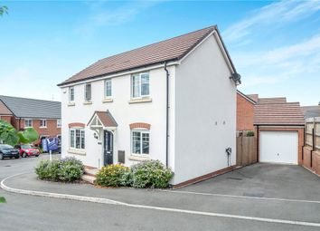 Thumbnail 3 bed detached house for sale in Duckett Place, Whitnash, Leamington Spa