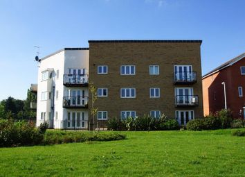 Thumbnail 2 bed flat for sale in Military Close, Shoeburyness, Contemporary Apartment, Essex