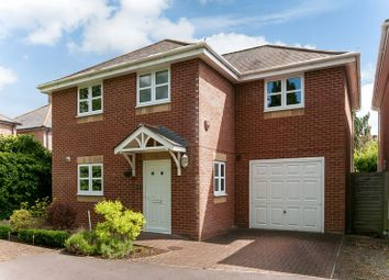 Thumbnail 4 bed detached house to rent in Lower Moors Road, Colden Common, Winchester