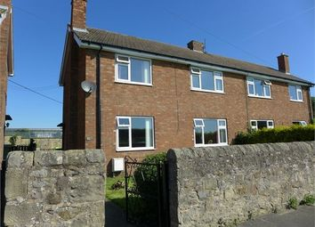 Thumbnail 3 bed semi-detached house to rent in New Houses, Newton Morrell, Barton, North Yorkshire.