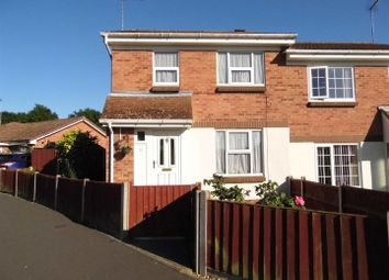 Thumbnail 3 bed semi-detached house for sale in Corbyn Shaw Road, King's Lynn