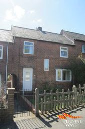Thumbnail 3 bed terraced house for sale in Greencroft Avenue, Haltwhistle, Northumberland