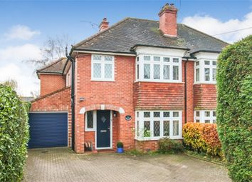 Thumbnail 3 bed semi-detached house for sale in Conifers, Vicarage Road, Crawley Down, West Sussex