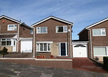 Thumbnail 3 bed link-detached house for sale in Hebden Avenue, Carlisle, Cumbria