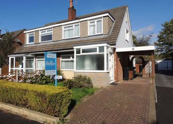 3 bed semi-detached house for sale in Corfe Crescent, Hazel Grove, Stockport SK7