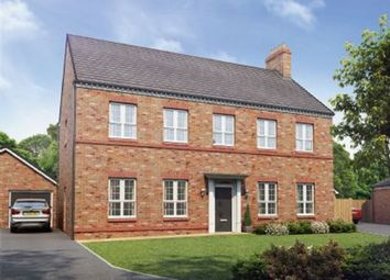 Thumbnail 5 bedroom detached house for sale in Dark Lane, Morpeth, Northumberland