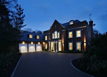 Thumbnail 6 bed detached house for sale in Monks Drive, Ascot