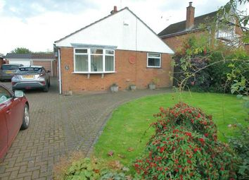 Thumbnail 2 bed bungalow for sale in Meadow Lane, Willaston, Neston, Cheshire