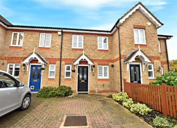 2 bed terraced house for sale in Thistlefield Close, Bexley, Kent DA5