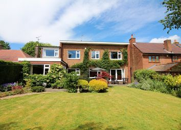 Thumbnail 6 bed detached house for sale in Coronation Road, Nuthall, Nottingham