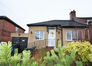 Thumbnail 2 bed bungalow for sale in Broomridge Avenue, Newcastle Upon Tyne