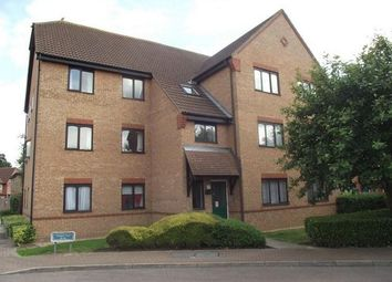Thumbnail 2 bed flat for sale in Coalport Close, Harlow