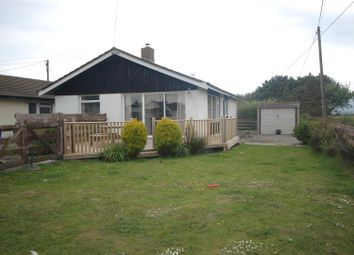 Thumbnail 3 bed detached bungalow for sale in Renfrew Drive, Ynyslas, Borth