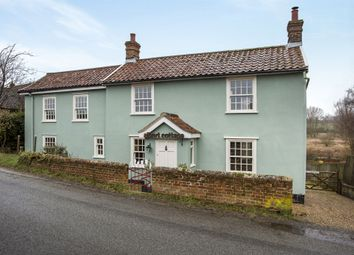 4 bed detached house for sale in Low Road, Earl Soham, Woodbridge IP13