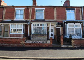 Thumbnail 3 bed terraced house for sale in Highfield Road, Askern, Doncaster